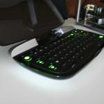 Logitech diNovo Mini Black - grün