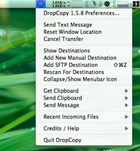 OSX DropCopy