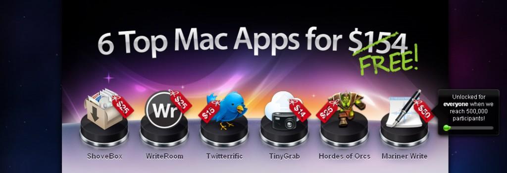 osx macheist nanobundle 1024x351 - MacHeist - nanoBundle - 6 Apps kostenlos