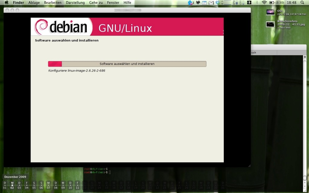 Linux VirtualBox #2
