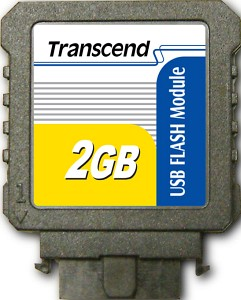 Transcend 2GB USB Flash Module