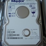 Maxtor HDD by hackerinfo