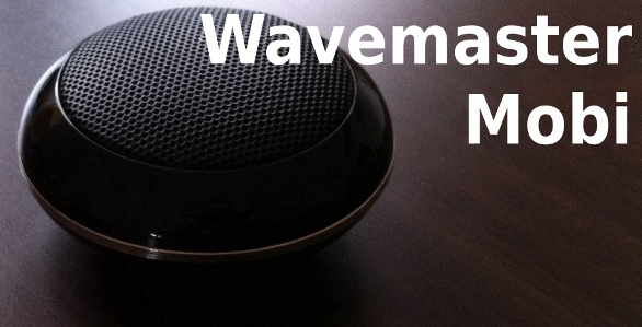 hardware wavemaster mobi - Mobiler Lautsprecher - Test - Tunebug Vibe vs. Wavemaster MOBI