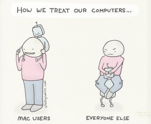mac user - Mac User und die Anderen...