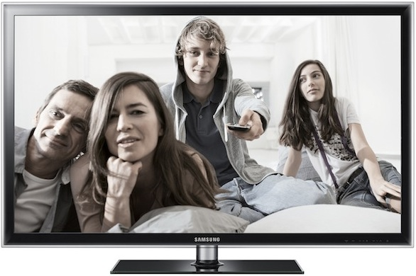 Samsung LED TV UE46D6200