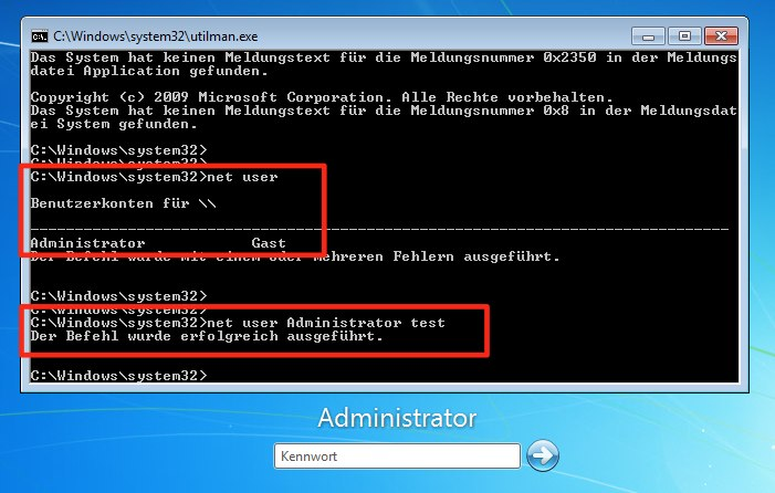 Laptop Passwort Vergessen Windows 8