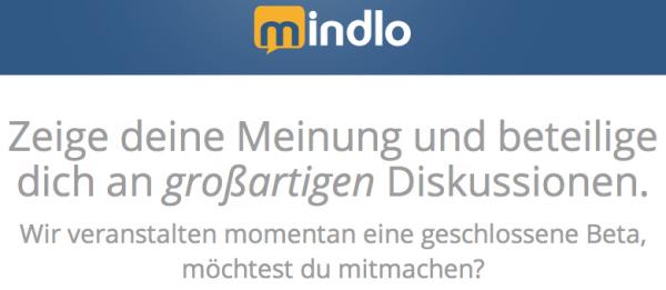 mindlo - Slogan