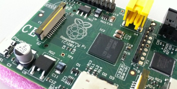 Raspberry Pi - Hardware - #2