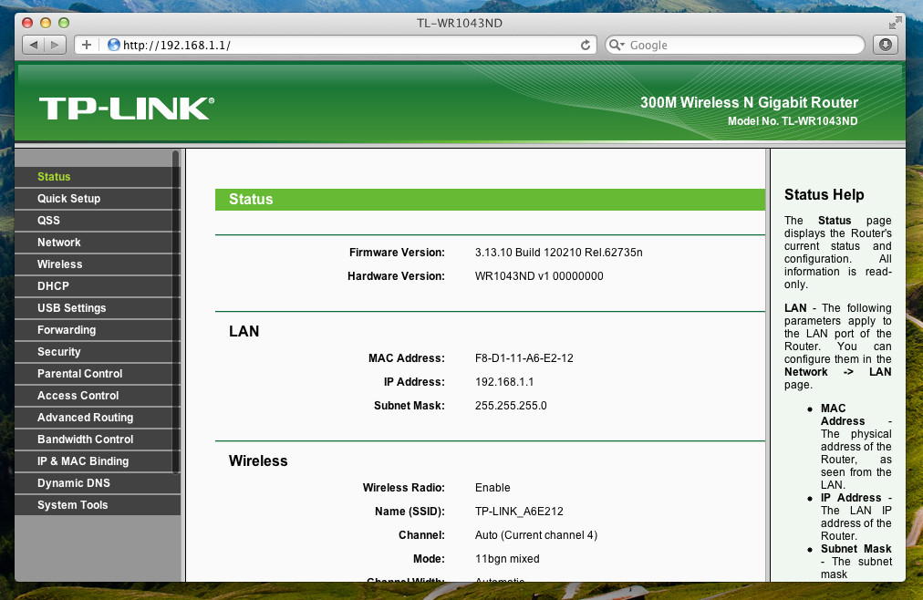 how to reinstall tp link default firmware dd-wrt