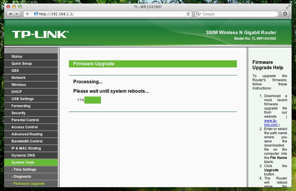 Firmware dd wrt default password