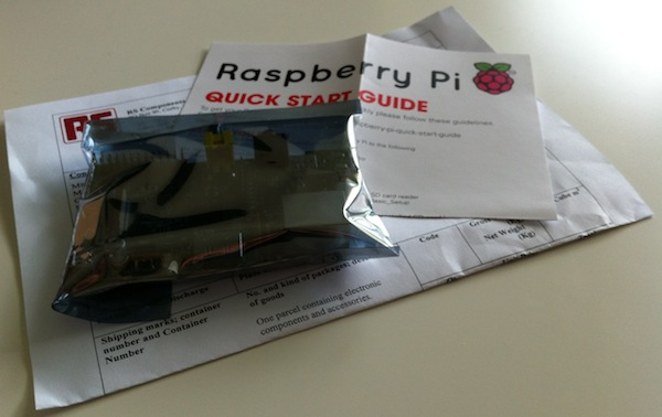 Raspberry Pi - Verlosung