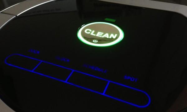 iRobot Roombo 780 - Makroaufnahme