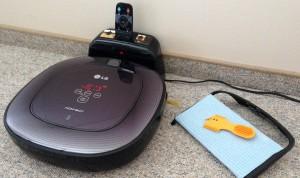 LG VR 6270 LVMB Bild02 300x178 - Test - LG HomBot 3.0 Square / VR 6270 LVMB Staubsaugerroboter