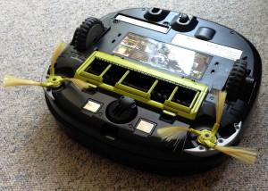 LG VR 6270 LVMB Bild03 300x214 - Test - LG HomBot 3.0 Square / VR 6270 LVMB Staubsaugerroboter