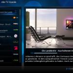 XBMC - Live TV mit Senderlogos