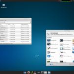 Desktop von Xubuntu