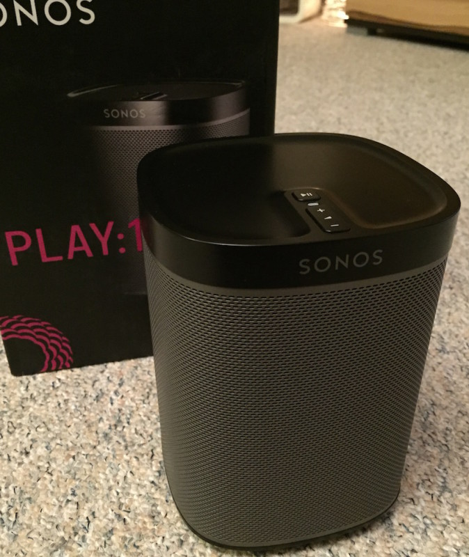 sonos play 1 674x800 - Test – Sonos Play:1 - Smart Home