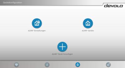 devolo webinterface 1200 wifi ac dlan 400x218 - Erfahrungsbericht – Devolo dLAN 1200+ WiFi ac – PowerLAN mit WLAN