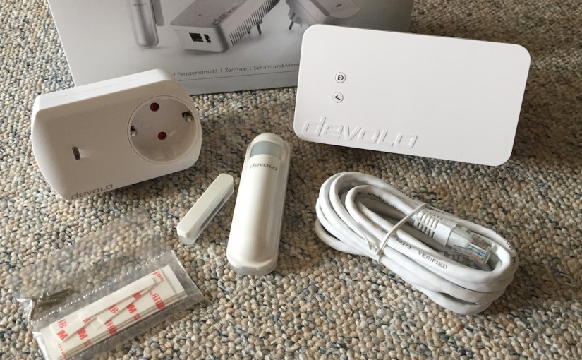 Test – Devolo Home Control Starter Paket