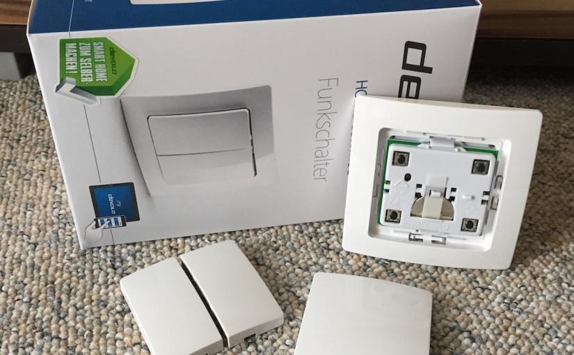 devolo funkschalter 825x510 - Erfahrungsbericht – Devolo Home Control – Funkschalter mit Toggle-Funktion