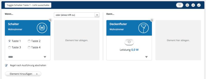 devolo funkschalter webinterface regeln detail01 800x308 - Erfahrungsbericht – Devolo Home Control – Funkschalter mit Toggle-Funktion