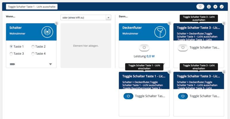devolo funkschalter webinterface regeln detail02 800x416 - Erfahrungsbericht – Devolo Home Control – Funkschalter mit Toggle-Funktion