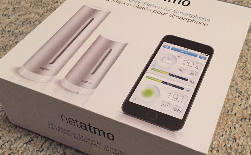 Test – netatmo Wetterstation