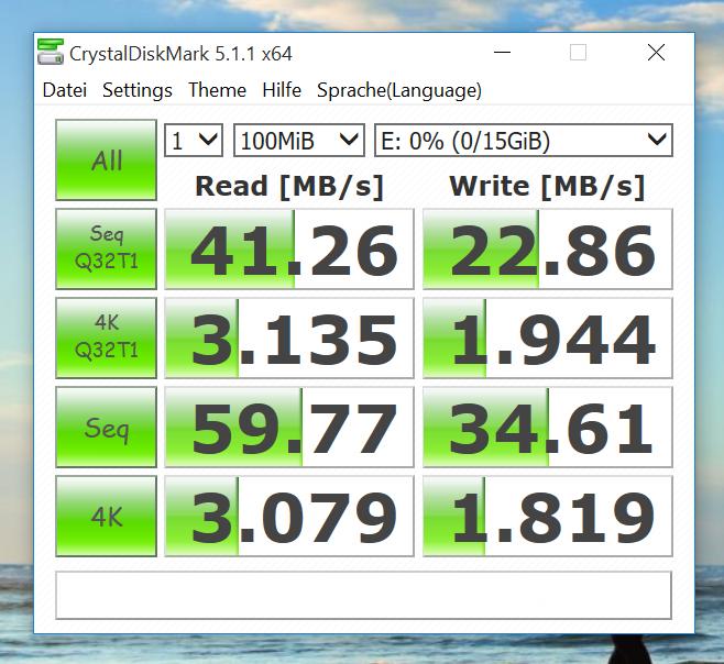 sandisk extreme microsdhc 16gb class10 u3 - RPi2 - 5x schneller mit der richtigen microSDHC Karte