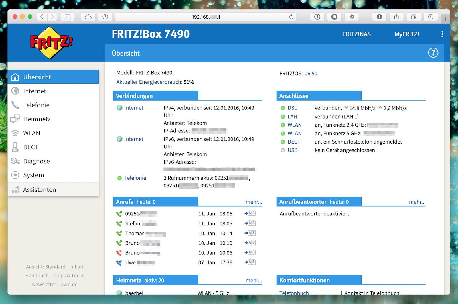 Fritz Os Changelog