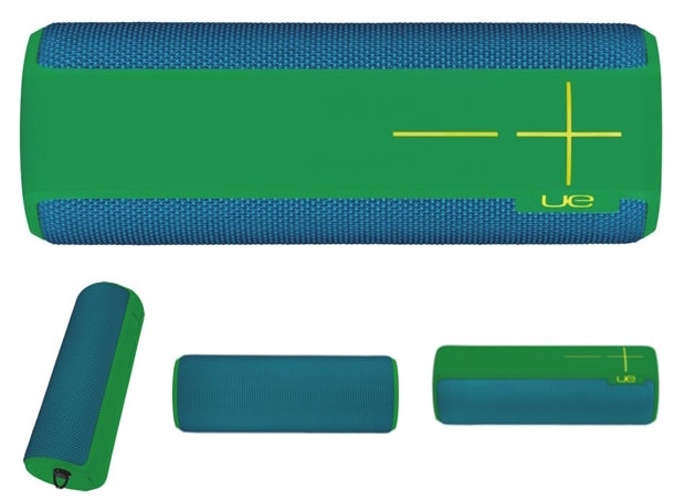 blue logitech ue boom 2 mediakit - Test – Logitech UE Boom 2 vs. Teufel Rockster XS - Bluetooth-Lautsprecher