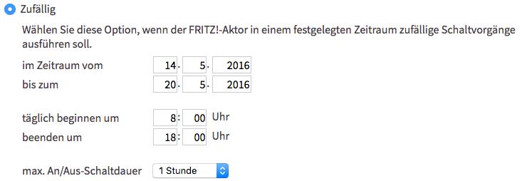 avm fritz dect 200 regeln zufaellig - Erfahrungsbericht – AVM FRITZ!DECT 200