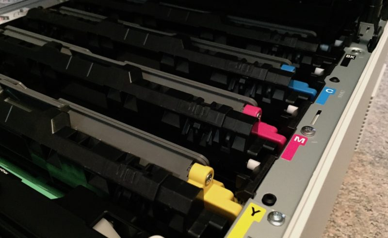 brother farblaser hl 3172cdw toner 800x490 - Kurztest - Brother HL-3172CDW - Farblaserdrucker