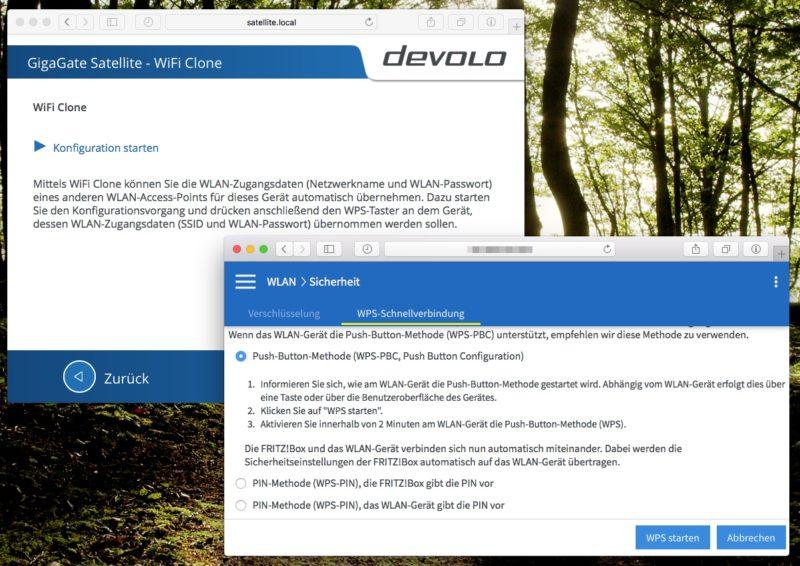 devolo gigagate satellite screenshot 11 800x566 - Test /Erfahrungsbericht - devolo GigaGate Starter Kit