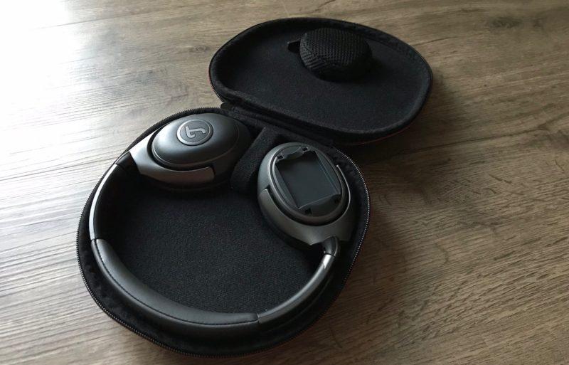 teufel mute bt liegt im softcase 800x513 - Test – Teufel MUTE BT – Over-Ear-Bluetooth-Kopfhörer