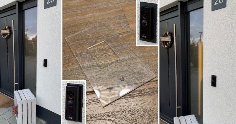 ring video doorbell pro einbau abgeschlossen 800x423 - Test - Ring Video Doorbell Pro - Smarte Türklingel mit Gong