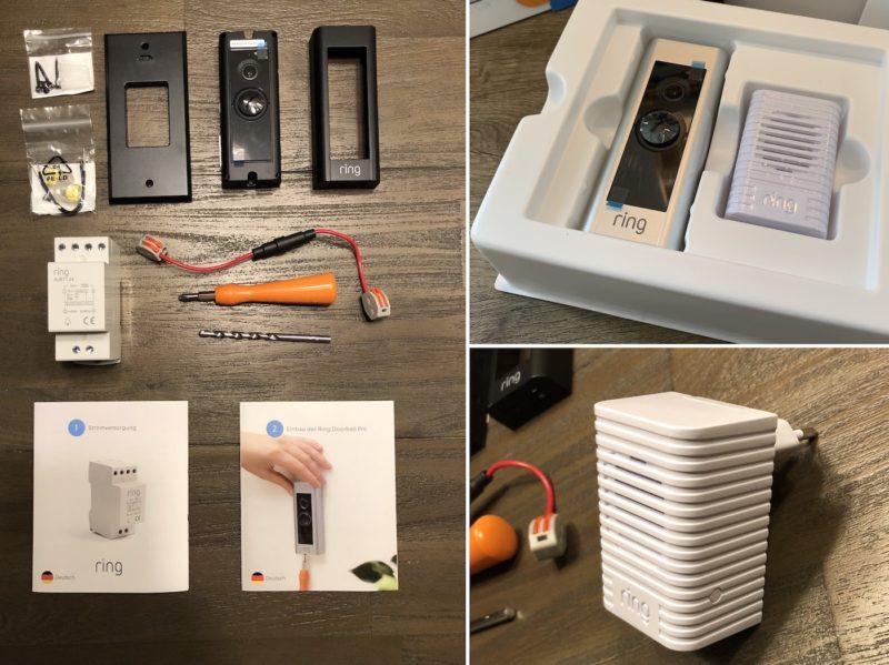 ring video doorbell pro einbau uebersicht 800x599 - Test - Ring Video Doorbell Pro - Smarte Türklingel mit Gong