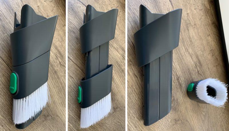vorwerk kobold vb100 akku staubsauger mit ebb100 2 in 1 kombibuerste 800x459 - Test - Vorwerk Kobold VB100 Akku-Staubsauger