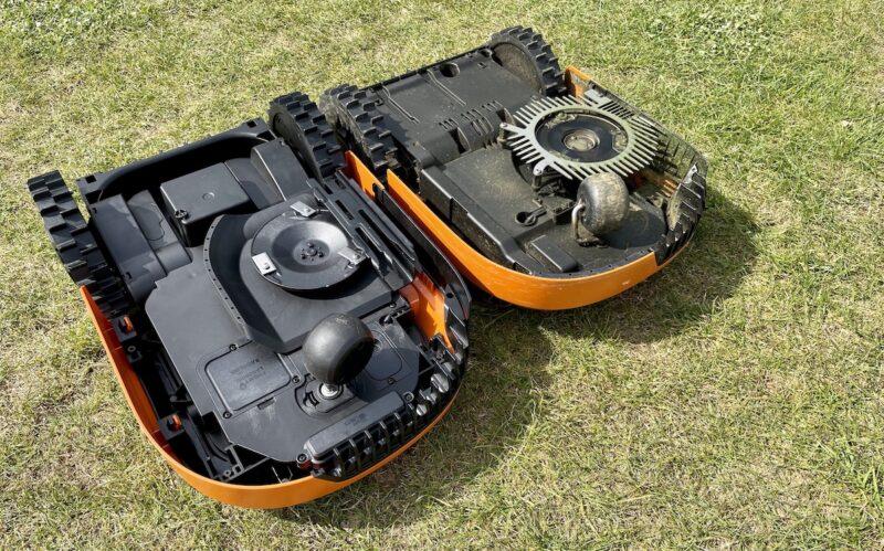 landroid wr167e m700 plus vs wr141e m500 9 800x499 - Erster Eindruck - Worx Landroid M700 2021 (WR167E) – Mähroboter