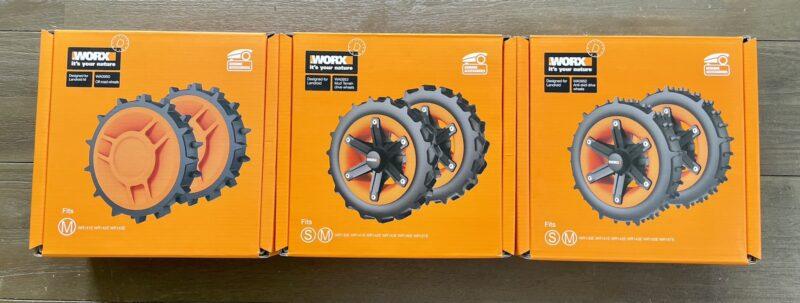 WORX Landroid Raeder 2021 05 800x303 - Kurztest - Landroid alternative Räder - WA0950 WA0952 WA0953