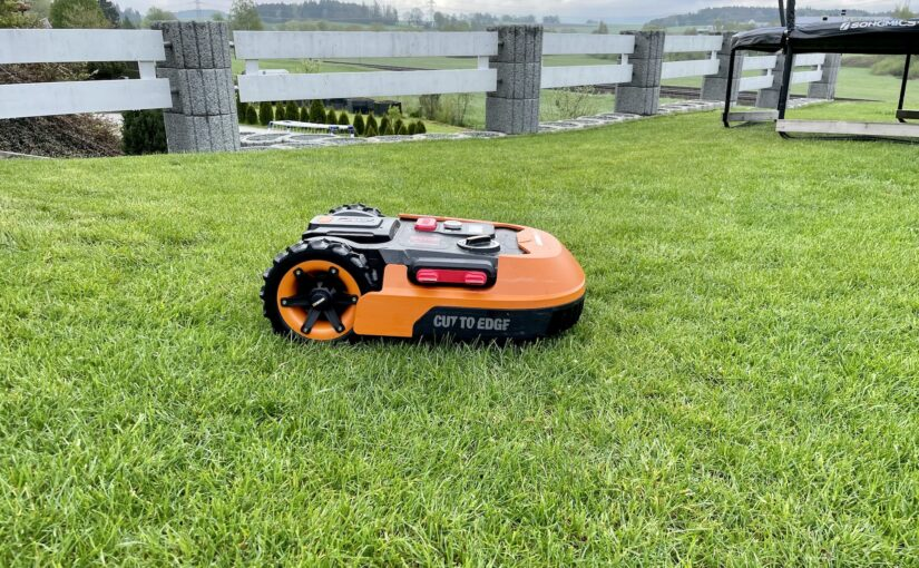 Test – Worx Landroid M700 2021 (WR167E) – Mähroboter