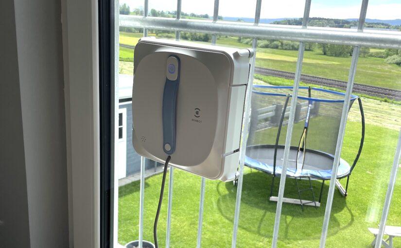 Test – Ecovacs WINBOT 920 – Fensterputzroboter